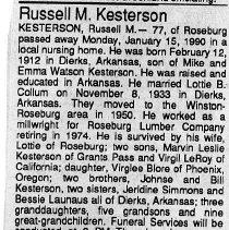 Image of 2015.9.283 - Obituary