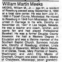 Image of 2015.9.286 - Obituary
