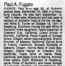Image of 2015.9.362 - Obituary