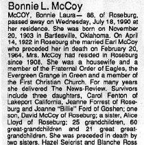 Image of 2015.9.445 - Obituary