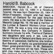Image of 2015.9.484 - Obituary