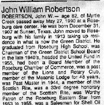 Image of 2015.9.538 - Obituary