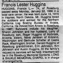 Image of 2015.9.580 - Obituary
