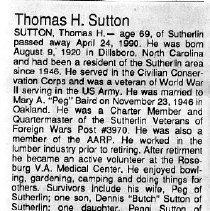 Image of 2015.9.607 - Obituary