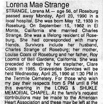 Image of 2015.9.620 - Obituary