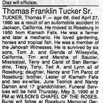 Image of 2015.9.22 - Obituary