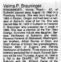 Image of 2015.9.795 - Obituary