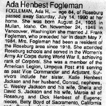 Image of 2015.9.906 - Obituary
