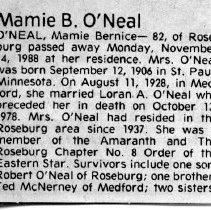 Image of 2015.9.960 - Obituary