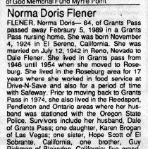 Image of 2015.9.1451 - Obituary