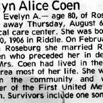 Image of 2015.9.1773 - Obituary