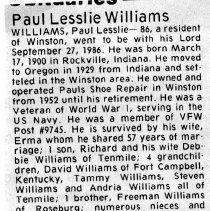 Image of 2015.9.1779 - Obituary