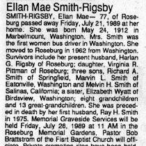 Image of 2015.9.1781 - Obituary