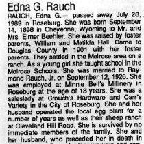 Image of 2015.9.1859 - Obituary