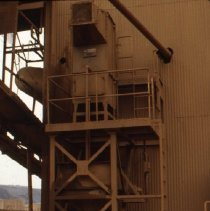 Image of S1174 - Hanna Nickel Co. mining operation on Nickle Mountain near Riddle, OR.  1978