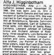 Image of 2015.9.2119 - Obituary