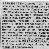 Image of 2015.9.2157 - Obituary
