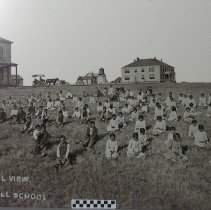 Image of Ft. Sill Indian School, General View