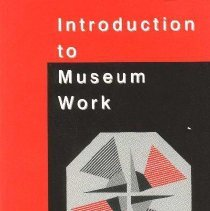 Image of AM5.B88 1997 - Introduction to Museum Work