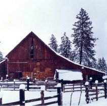 Image of Rocky Pine Ranch Barn