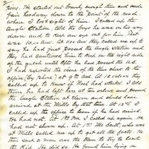 Image of Camp Bird Letter pg 3
