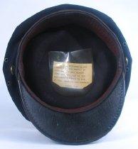 Image of BQT Motorman's Cap, interior