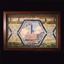 Image of Cortlandt St. (Ferry) Mosaic
