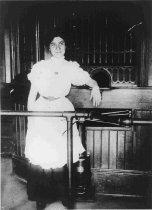 Image of Bessie Gottlieb, BMT clerk