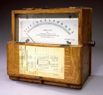 Image of Portable Ammeter