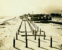 Image of Rockaway Beach Boardwalk Const
