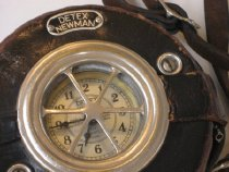 Image of Detex Newman Watchman's Clock detail