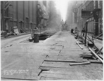 Image of W. 41 St. Station Construction
