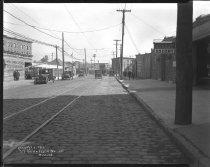 Image of Flushing Avenue at Station 6+00