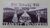 Image of Subway Sun Poster Collection