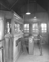 Image of [Myrtle Avenue Turnstile]