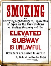 Image of Smoking is Unlawful