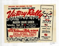Image of 5th Anniversary Youth for Christ Victory Rally