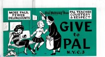 Image of Subway Sun: Give to Pal N.Y.C. 3