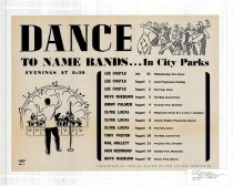 Image of Dance To Name Bands... In City Parks