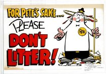Image of Don't Litter!