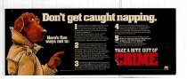 Image of Don't get caught napping