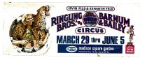 Image of Ringling Bros and Barnum and Bailey Circus