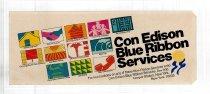 Image of Con Edison Blue Ribbon Services