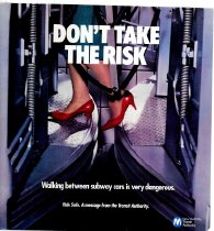 Image of Don't Take the Risk