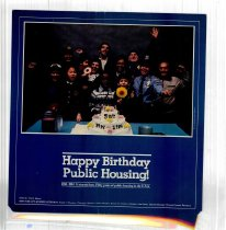 Image of Happy Birthday Public Housing!