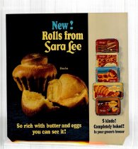 Image of New! Rolls from Sara Lee