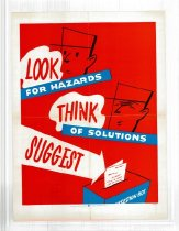 Image of Look for Hazards - Think of Solutions
