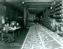 Image of 59th Street Powerhouse Control Board, 1951.