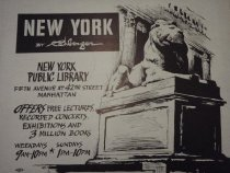 Image of Gustav Rehberger Collection,  New York Public Library, 1948.