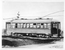 Image of Empire State RR Car bought by Jamaica Central Railways, 1926